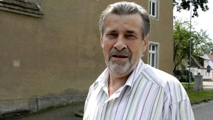 Hans Pueschel, NPD-Politiker, Burgenlandkreis